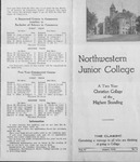 The Classic (Bulletin), August 1938 No. 2 by Northwestern Junior College and Classical Academy