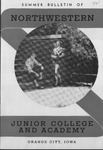 The Classic (Bulletin), Summer 1945 by Northwestern Junior College and Classical Academy