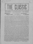 The Classic, December 1925 by Northwestern Classical Academy