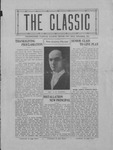 The Classic, November 1925 by Northwestern Classical Academy