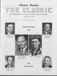 The Classic, August 1951 by Northwestern Junior College and Classical Academy