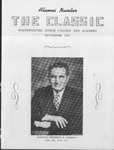 The Classic, November 1951 by Northwestern Junior College and Classical Academy