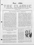The Classic, November 1952 by Northwestern Junior College and Classical Academy