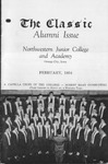 The Classic, February 1954 by Northwestern Junior College and Classical Academy
