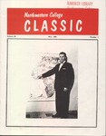 The Classic, Spring 1966 by Northwestern College