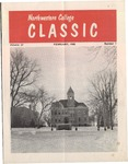 The Classic, Winter 1960 by Northwestern College