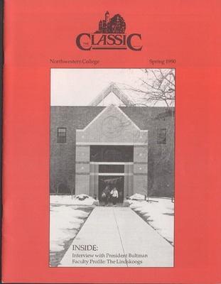 The Classic 1990 1999 The Classic Magazine Northwestern College