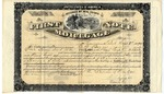 First Mortgage Note of F LeCocq Sr. and Maria LeCocq, September 2, 1901