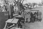 Heemstra Hall Groundbreaking