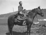 Hendrina Hospers, On Horse