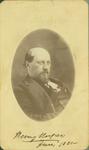 Henry Hospers Portrait, 1875(?)