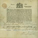 Poorter's Oath of Hendrik Hospers and Anna Mooji