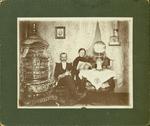 Rev. and Mrs. Effie (Hospers) Rozendal