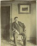 Henry Hospers, Sitting by Hospers Family