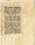Obituary of Dr. Marion LeCocq, ca. 1941 by The Lynden Tribune