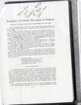 Excerpt: Souvenir History of Pella, 1874-1922