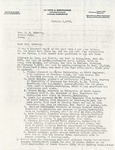 Letter from Ralph B. LeCocq to Rev. B. D. Dykstra, January 2, 1948