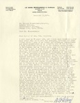Letter from Ralph B. LeCocq to Nelson Nieuwenhuis, December 11, 1970 by Ralph B. LeCocq