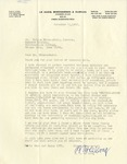 Letter from Ralph B. LeCocq to Nelson Nieuwenhuis, December 23, 1970 by Ralph B. LeCocq
