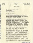Letter from Ralph B. LeCocq to Nelson Nieuwenhuis, March 15, 1971 by Ralph B. LeCocq