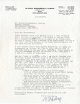 Letter from Ralph B. LeCocq to Nelson Nieuwenhuis, January 27, 1972 by Ralph B. LeCocq
