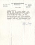 Letter from Ralph B. LeCocq to Nelson Nieuwenhuis, December 14, 1974