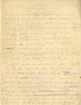 Essay about the beginnings of Harrison, SD, n.d. by Unknown