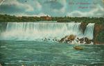 America Postcard, Niagara Falls