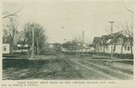 Iowa Postcard, Orange City