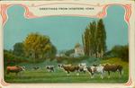 Iowa Postcard, Hospers
