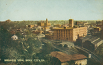 Iowa Postcard, Sioux City