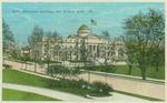 Iowa Postcard, Des Moines