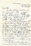 Letter from Fort Still, Oklahoma, November 30, 1941