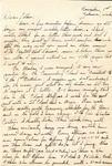 Letter from Yakima, Washington, November 1, 1942 by Ralph Mouw