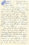 Letter from Somewhere in France, July 27, 1945
