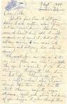 Letter from Somewhere in Belgium, September 9, 1944 by Ralph Mouw