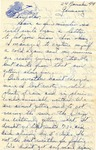 Letter from Germany, November 24, 1944 by Ralph Mouw