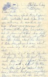 Letter from Belgium, December 31, 1944 by Ralph Mouw