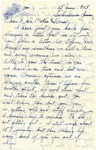 Letter from Sondershausen, Germany, June 15, 1945
