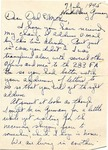 Letter from Heidelberg, Germany, July 7, 1945