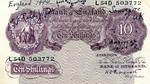 Ten Shillings, 1944 by Ralph Mouw