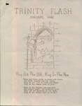 Trinity Flash Newsletter, January 1945