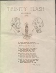 Trinity Flash Newsletter, February 1945