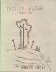Trinity Flash Newsletter, March 1945