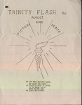 Trinity Flash Newsletter, August 1945 by Genevieve Mouw