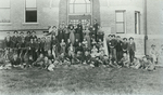 1898 Student Body and Faculty, Northwestern Classical Academy