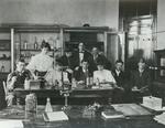 1908 Physics Class, Northwestern Classical Academy