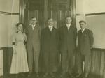 1910 Faculty, Northwestern Classical Academy