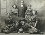 1912 Girls Basketball Team, Northwestern Classical Academy