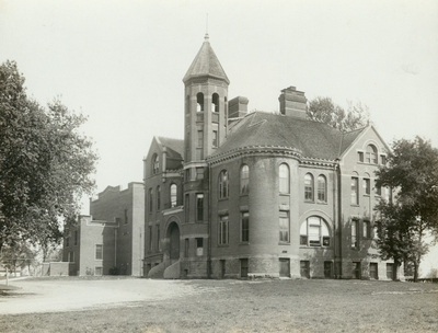1920s Zwemer Hall, Northwestern Classical Academy
